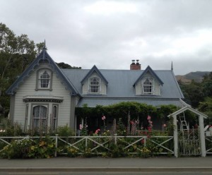 Colonial house Akaroa