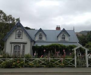 Colonial house Akaroa