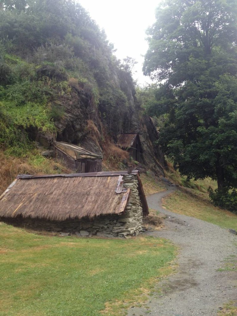Arrowtown Chinese Settlement