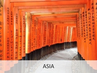 Asia - Phenomenal Globe Travel Blog