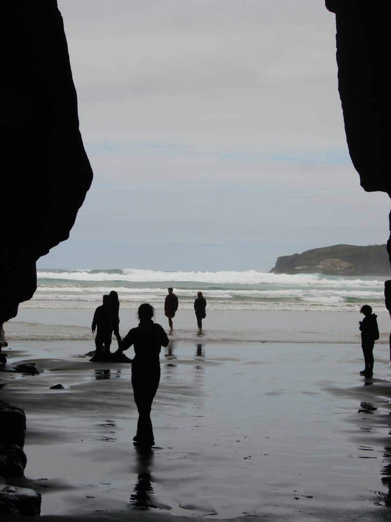 Visit Cathedral Cave in the Catlins - 10 Awesome Things To Do In New Zealand