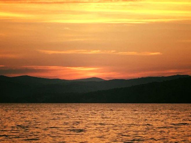 Croatia sunrise