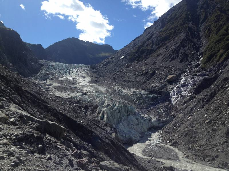 Hike to the Fox Glacier