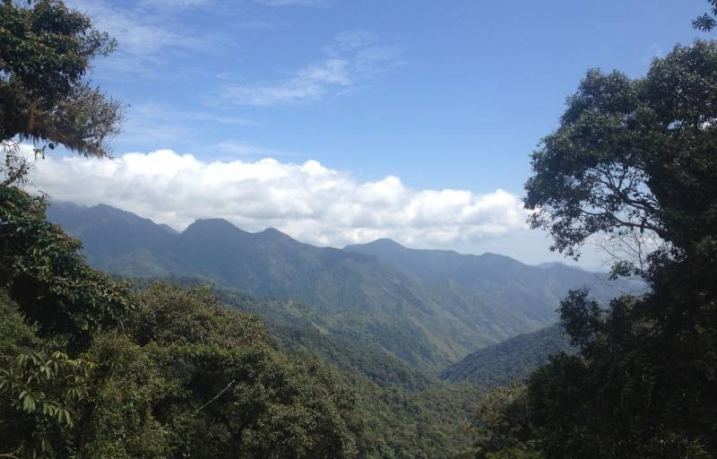 Hiking Batad