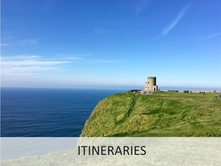 Itineraries - Phenomenal Globe Travel Blog