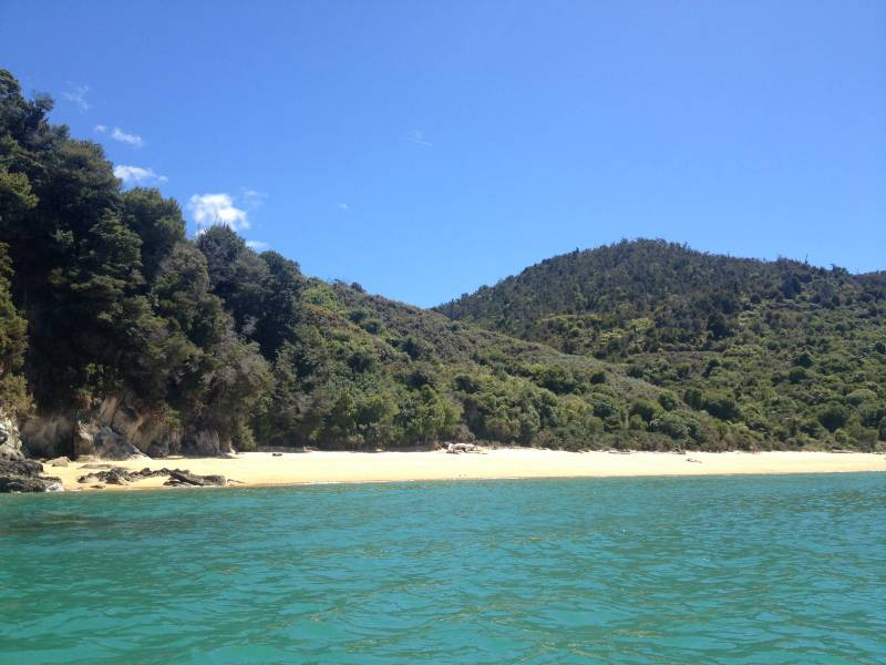 Kayak Abel Tasman National Park - 10 Awesome Things To Do In New Zealand