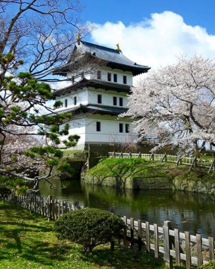Matsumae Castle Japan