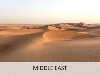 Middle East - Phenomenal Globe Travel Blog