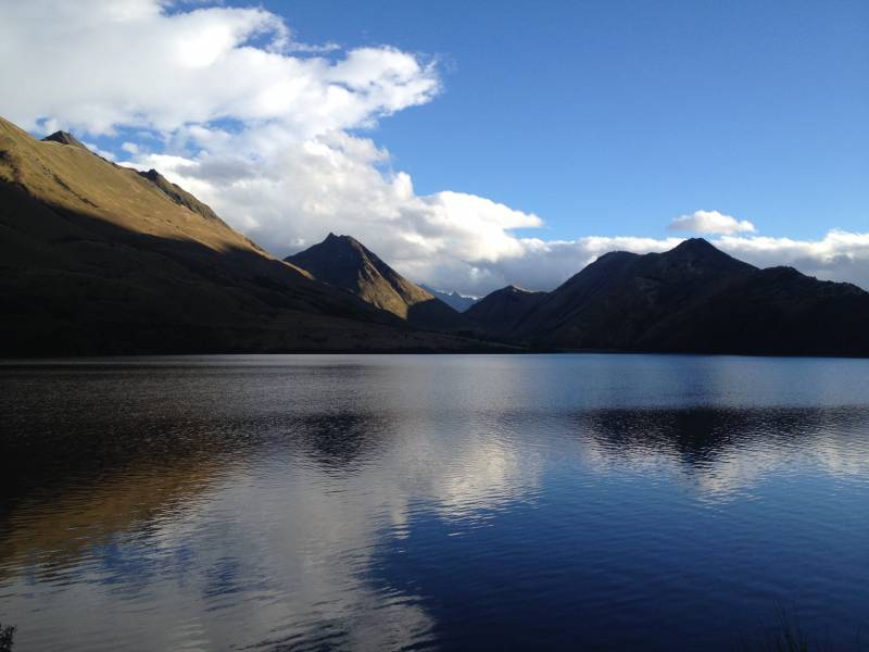 Best free and cheap camping spots on the South Island