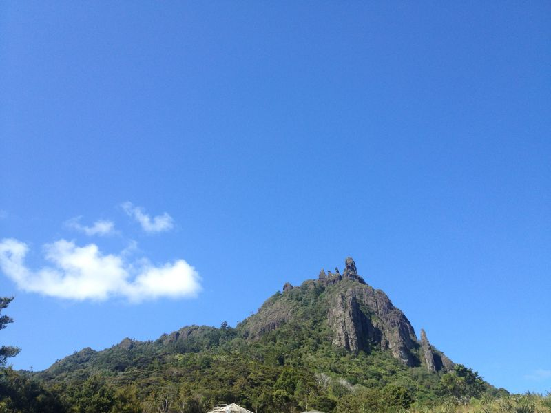 Mount Manaia hiking trail