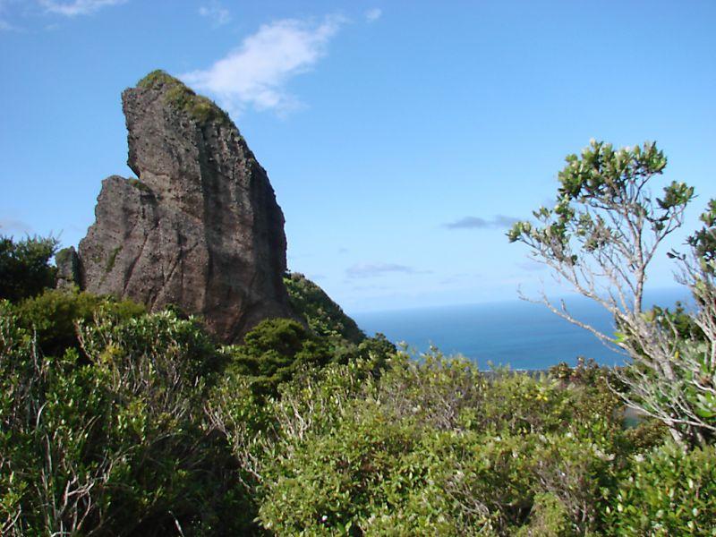 Mount Manaia North Island NZ