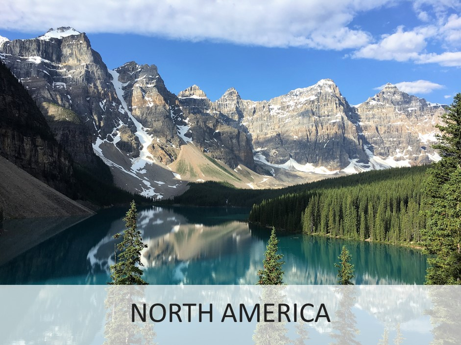 North America - Phenomenal Globe Travel Blog