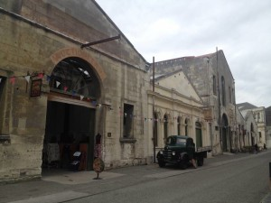 Oamaru historic buildings