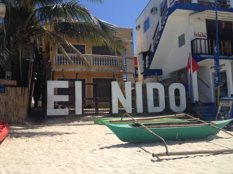 Go to El Nido, Palawan, you will not regret it!