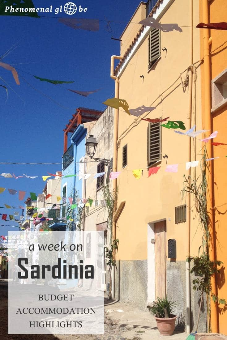 Going to Sardinia? This post will help you decide where to go, where to stay and how much it costs!