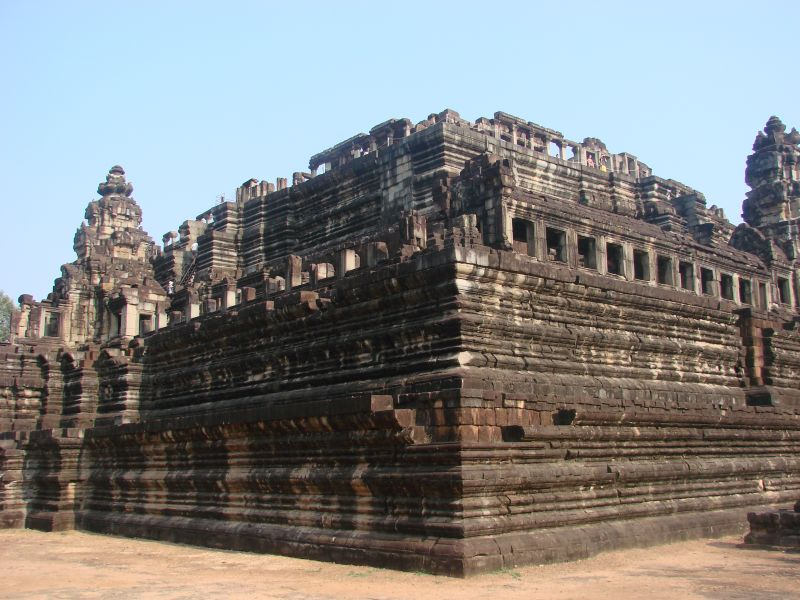 Temple of Angkor Wat - Cambodia