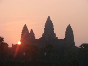 Angkor Wat at sunrise Angkor Wat travel guide