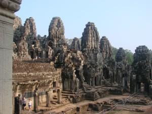 Bayon tempel in Angkor Wat Must See Temple of Angkor complex