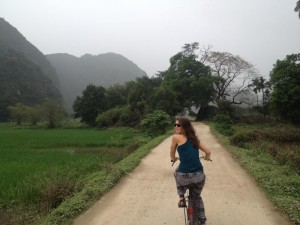 Bicycle Tam Coc
