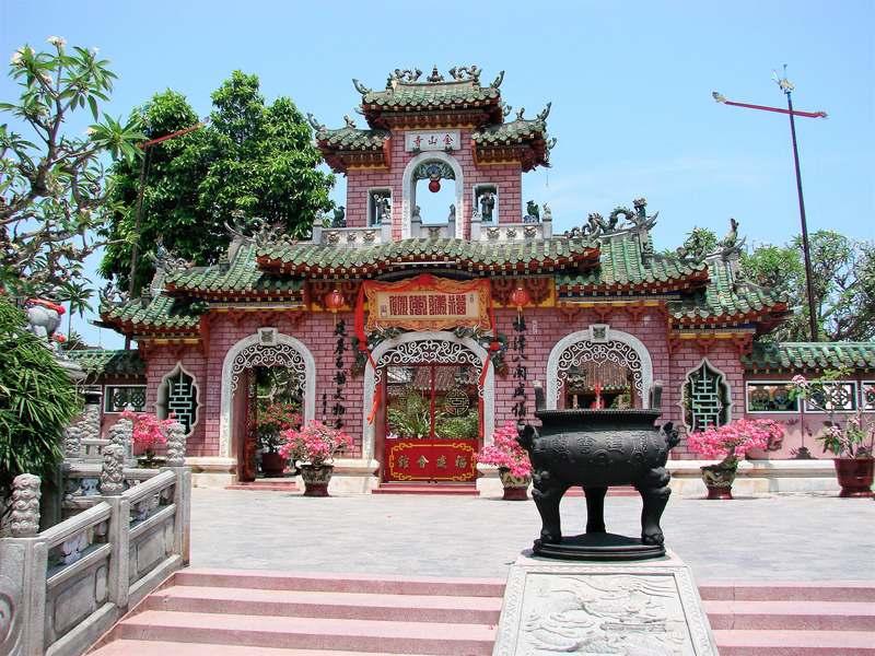 Fukian Assembly Hall (also called Phuc Kien)