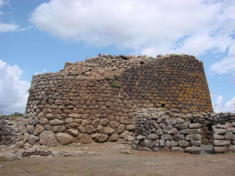 Nuraghe Losa Sardinia