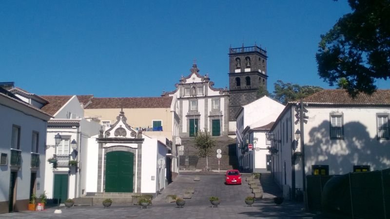 Ribeira Grande: town with beautiful buildings and one of the oldest churches of the Azores.