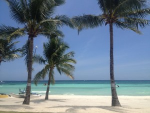 Panglao Beach on Bohol