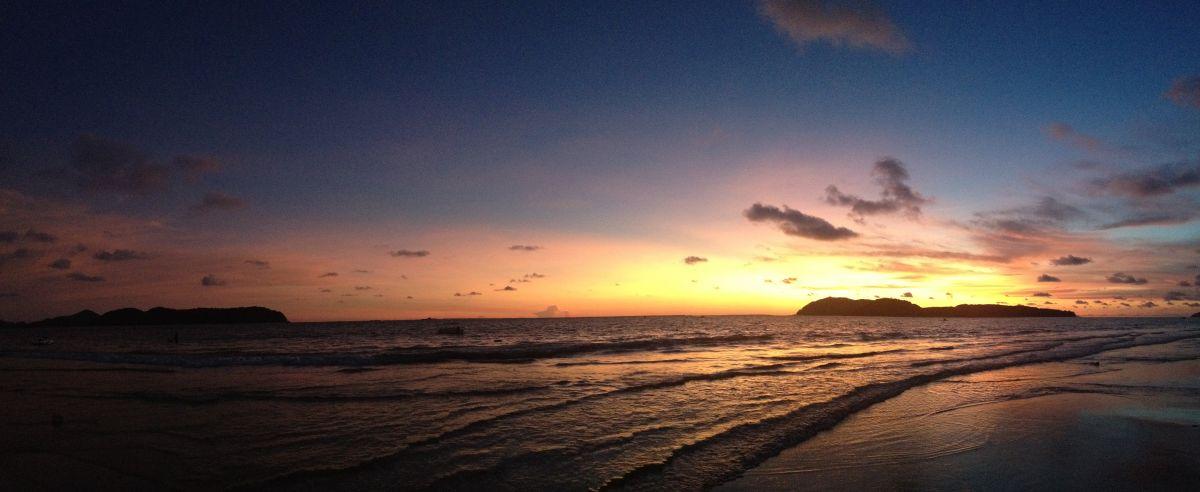 Sunset beach Langkawi