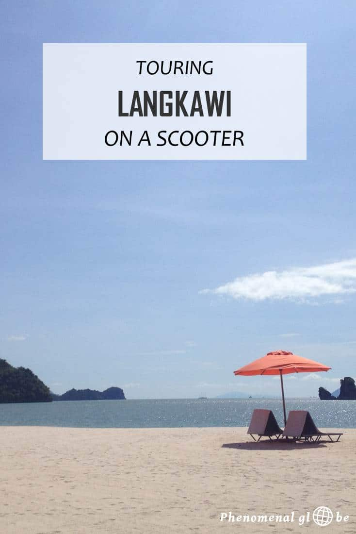 A beautiful island I visited was Langkawi in Malaysia. Perfect for a 2-day road trip on a scooter! Download a map with highlights on Phenomenal Globe Travel Blog.
