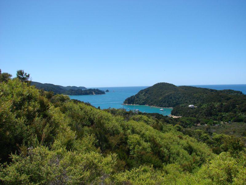 Abel Tasman New Zealand National Park