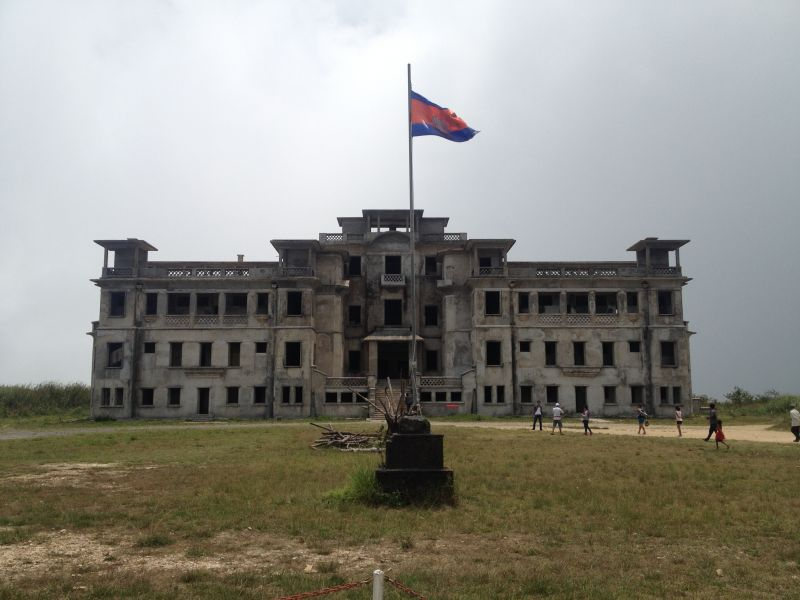 Bokor Hill Station: A Ghost Town In Cambodia