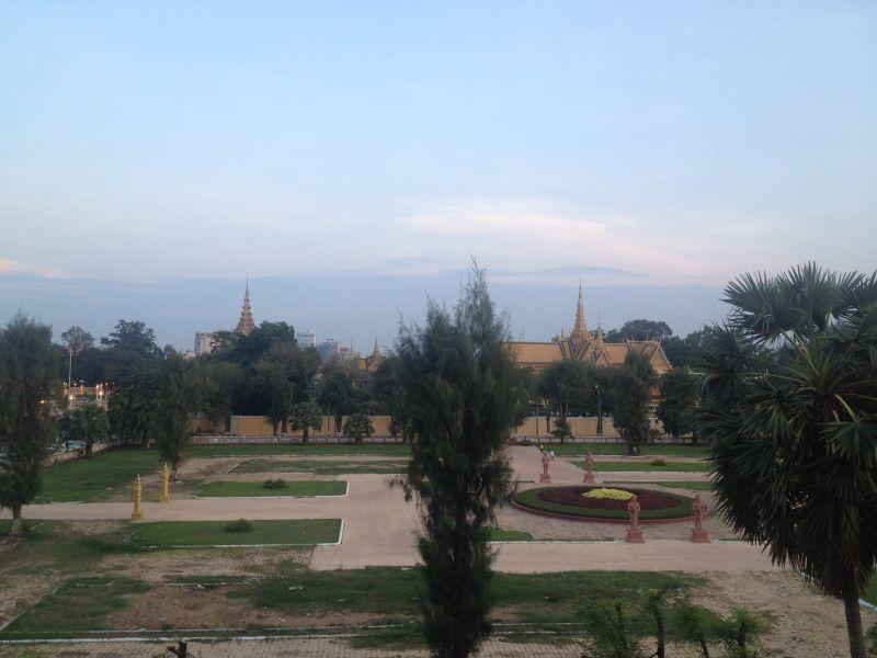 Diamond Palace II Phnom Penh