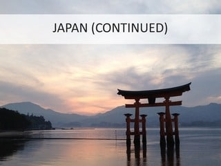 Japan on Phenomenal Globe Travel Blog