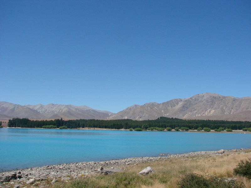 New Zealand most beautiful country in the world