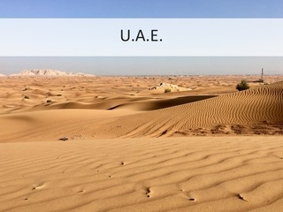 U.A.E. United Arab Emirates - Phenomenal Globe Travel Blog
