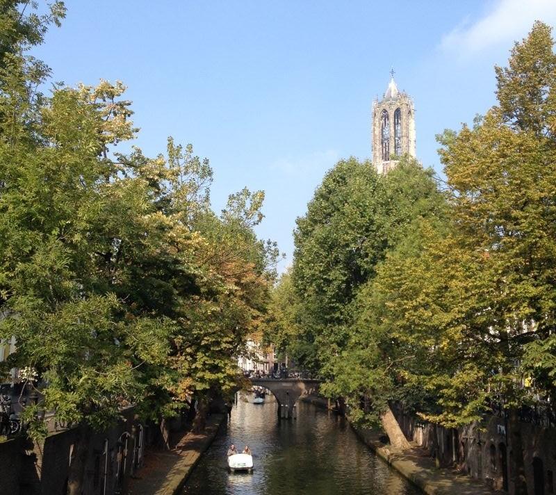 Utrechtse grachten