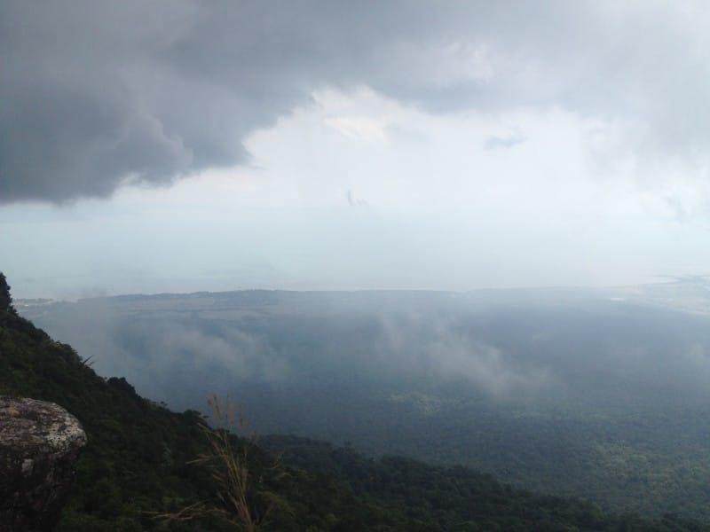 View Bokor Hill Cambodia