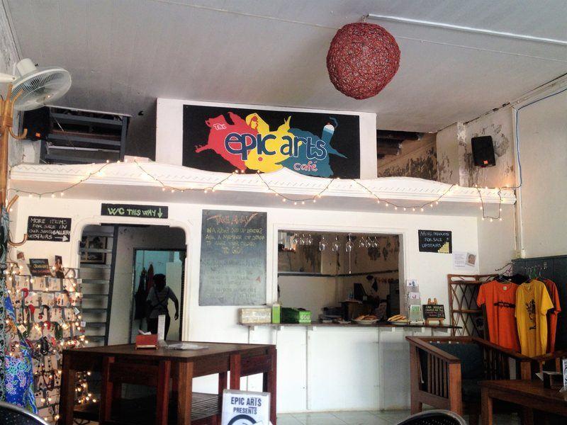 Epic Arts Cafe Kampot Cambodia NGO cafe
