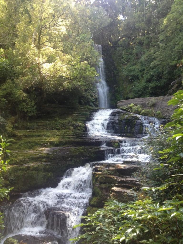 Mc Lean Falls, South Island