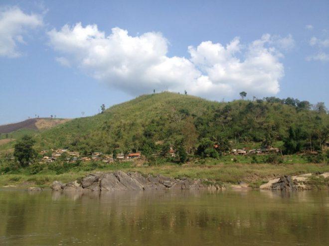 Mekong Laos Huay Xai