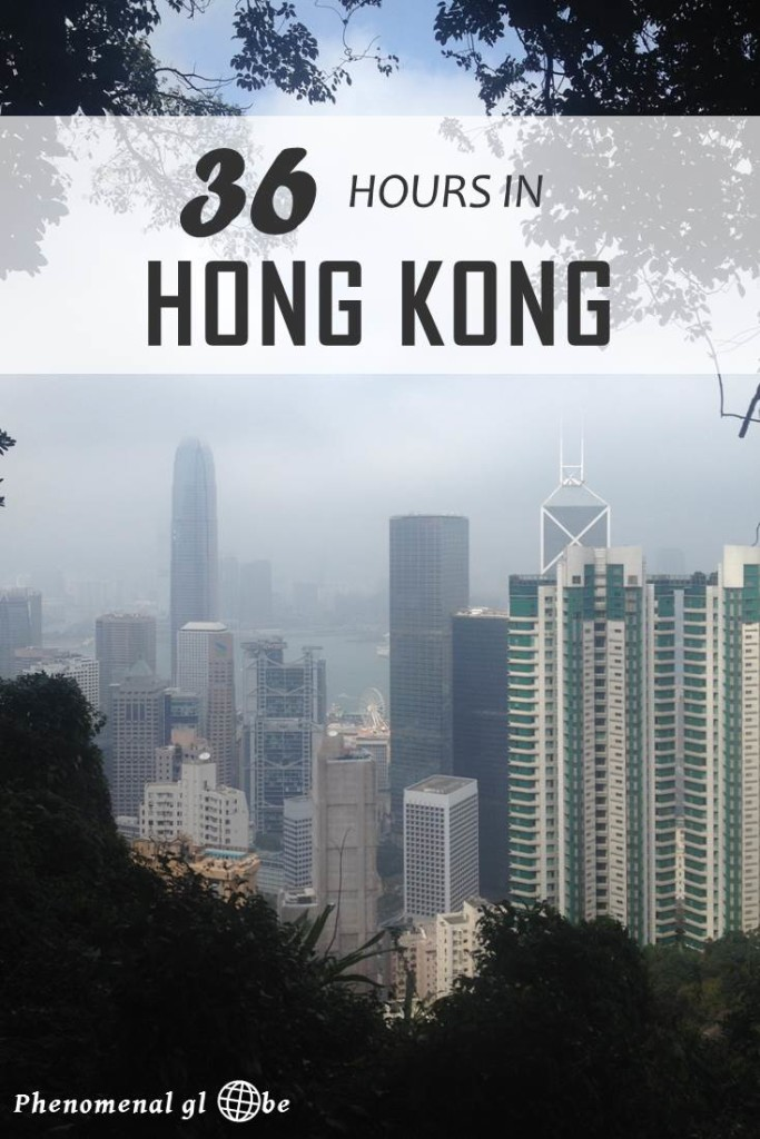 Going to Hong Kong? Read everything you need to know in one complete and detailed guide including budget info, a 36 hours itinerary with map and how to get around!
