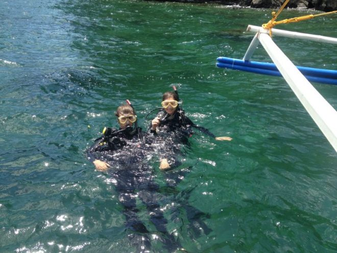 El Nido PADI Open Water Course