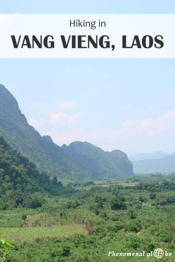 Vang Vieng is famous for it's bars and tubing but why don't you go hiking instead! I hiked an amazing trail which went along impressive limestone cliffs and through the dense green jungle, leading to a secret hidden waterfall...