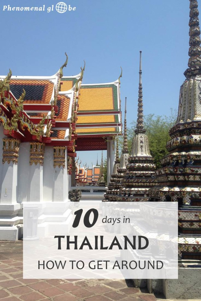 Thailand is a wonderful country with interesting culture, beautiful nature, friendly people and delicious food. Read everything you need to know about getting around in Thailand on Phenomenal Globe Travel Blog.