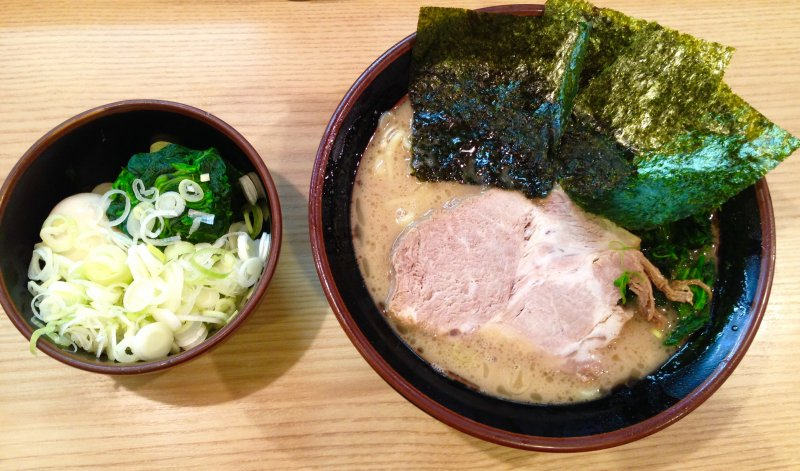 紫蔵 Ramen - Best ramen in Kyoto