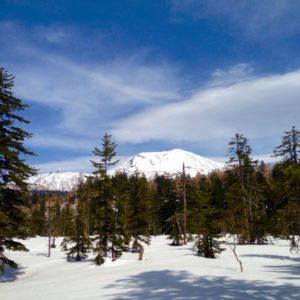 Daisetsuzan National Park Hokkaido Japan