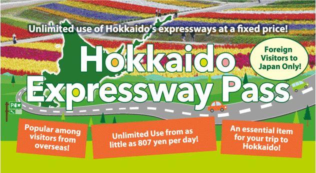 Hokkaido Expressway Pass Japan