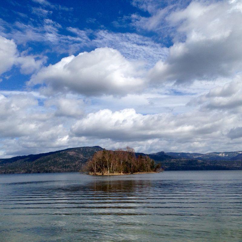 Lake Akan Akan National Park Hokkaido Japan