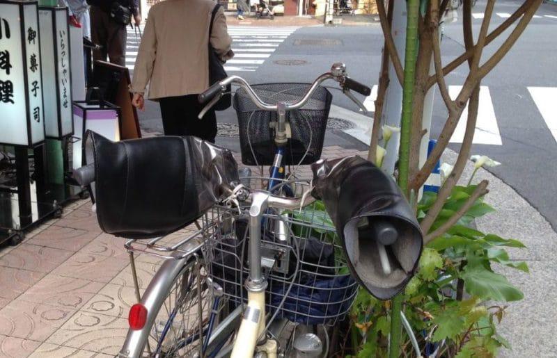 Gloves Japan bicycle