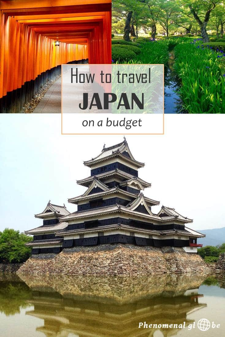 When I told people I would be going to Japan, the first thing they said was: isn't that extremely expensive? I can say from personal experience: yes, Japan is expensive. BUT… definitely not as expensive as you might think! I traveled around Japan with my husband for 1 month, spending ¥13.418 (€107/$122) on an average day as a couple. Read all about the costs for accommodation, transport, food & activities on Phenomenal Globe Travel Blog.
